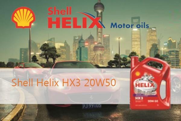 Shell-Helix-HX3-20W50