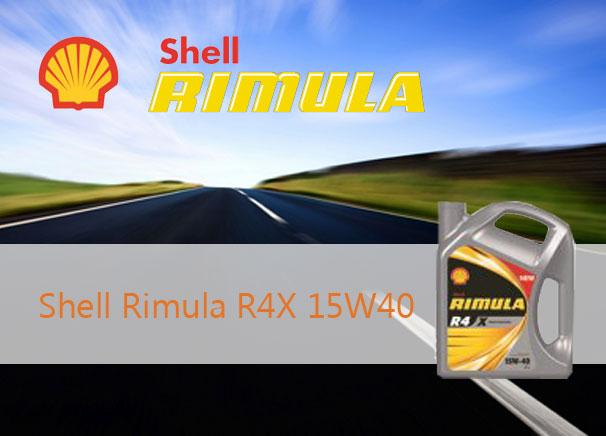 Shell-Rimula-R4X-15W40